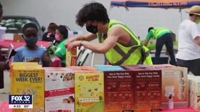 'Central for Food Equity in Medicine' donates goods to people with illnesses