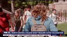 North Central College will not require COVID-19 vaccine for fall semester