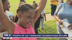 Fourth of July weekend celebrations kick off in south suburbs