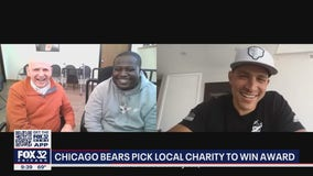 Chicago Bears give non-profit $101K