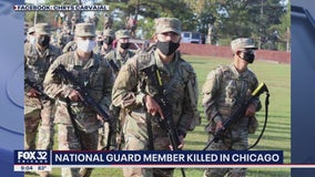 National Guard member killed in gun violence in Chicago over Fourth of July weekend