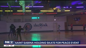 Saint Sabina hosting 'Skate for Peace' Saturday on South Side