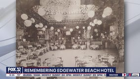 New book chronicles storied history of the Edgewater Beach Hotel