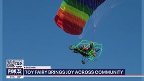 Mystery 'Toy Fairy' surprises kids with gifts every summer in Indiana, south suburbs