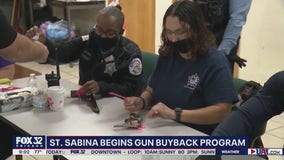 Saint Sabina begins gun buyback program