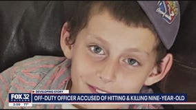 Off-duty Chicago cop fatally struck 9-year-old riding bike
