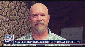 Indiana gunman faces federal murder charge in shooting of police officer