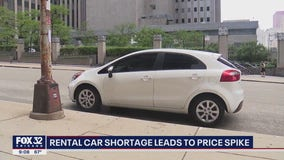 'Perfect storm': Pandemic, demand and global chip shortage contribute to rental car price surge