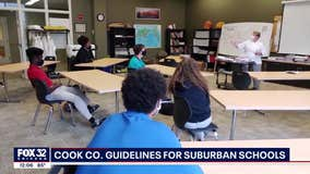 Cook County health officials release COVID-19 guidelines for suburban schools
