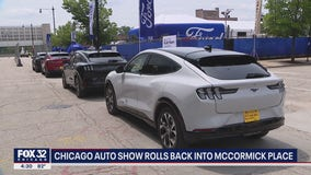 Special summer time Chicago Auto Show to kick off Thursday
