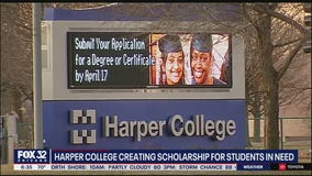 Harper College launches scholarship program for students in need