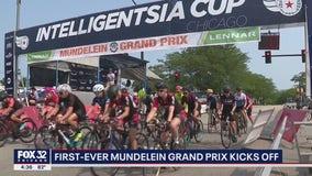 First-ever Mundelein Grand Prix race kicks off