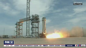 Jeff Bezos goes to space Tuesday morning