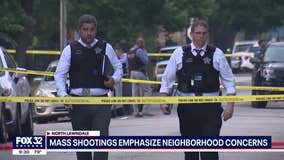 Nobody talking to Chicago police after 2 mass shootings on West Side