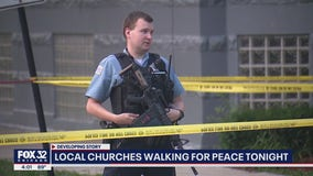 Local churches walk for peace amid violent week in Chicago