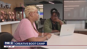 'Creative Boot Camp' in Chicago opening doors for students and businesses; increasing diversity