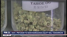 Weed bill: Pritzker to sign legislation changing how pot licenses are doled out