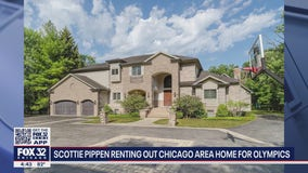Former Chicago Bull Scottie Pippen listing home on Airbnb