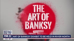 'The Art of Banksy' exhibit finds new space on North State Street