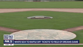 White Sox to raffle tickets for 'Field Of Dreams' game in Iowa