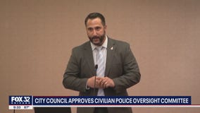 City Council approves civilian police oversight committee