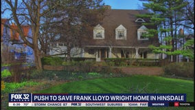 Group seeks to save Frank Lloyd Wright home from being destroyed