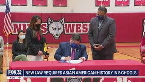 Illinois becomes first state to require Asian American history to be taught in schools