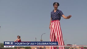 Thousands line streets of Oak Lawn for Independence Day Parade