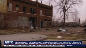 Violence will stop businesses from coming to Chicago, poll finds