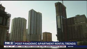 'Prices are going up' apartment rental trends post pandemic
