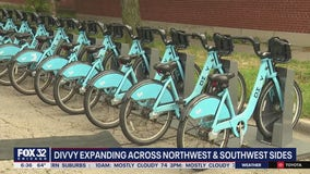 Divvy adds 100 new stations around Chicago