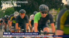 500 racers to participate in Mundelein Grand Prix bicycle races
