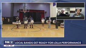 Local bands get ready for Lollapalooza performance