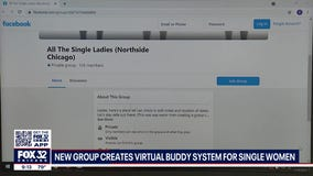 Facebook group for Chicago single women to stay safe while on dates
