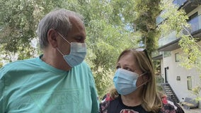 Vaccinated California couple, ages 72 and 74, test positive for COVID-19