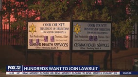 Hundreds of women request to join harassment lawsuit against Cook County Jail, sheriff