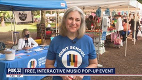 Live music returns to Lincoln Park with free and interactive pop-up event