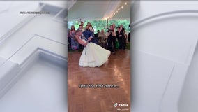 Wedding Nightmare: Local bride dislocates knee during first dance with groom