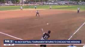 Chicago Park District 16-inch softball tournament returns this weekend