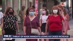 Lightfoot on return of mask mandates: 'everything's on the table'