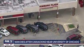 Man dies after carjacking in Hyde Park