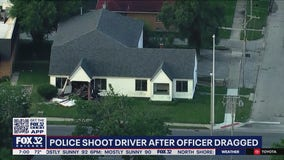 Woman killed, 2 officers seriously injured in Dolton after restaurant confrontation