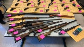 First day of gun buyback program at St. Sabina 'a major success,' Chicago police say