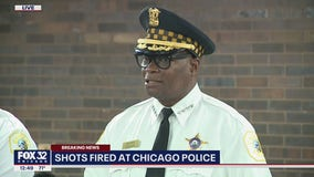 Officials address person shot by CPD during standoff