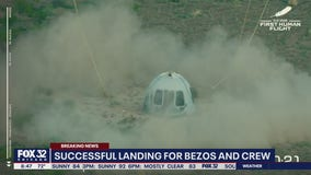 Takeaways from the successful Blue Origin space launch