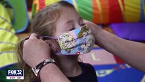 Suburban parents want their kids maskless when school begins
