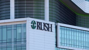 Rush University Medical Center in Chicago says 99 percent of employees are vaccinated