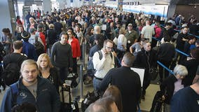 O'Hare International Airport will be busiest airport in US this holiday weekend: AAA
