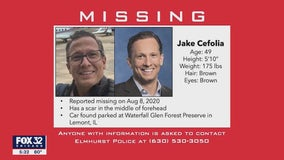 Jake Cefolia disappearance: United Airlines executive from Elmhurst missing for a year