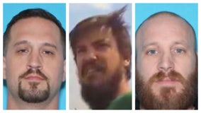 Three men wanted for road rage murder in the suburbs